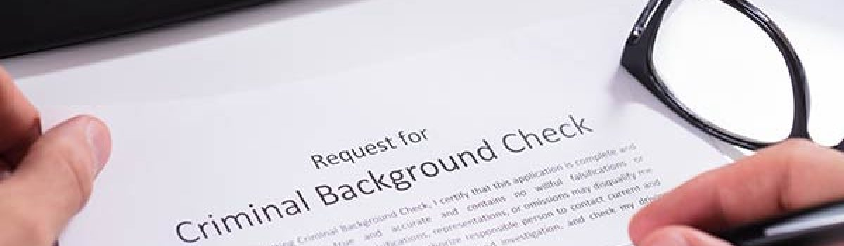 Do Halfway Houses Require Background Checks?